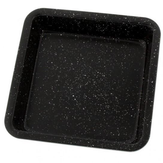 MOULE A GÂTEAUX CARRE 22.5 x 22.5 x 4.5 cm