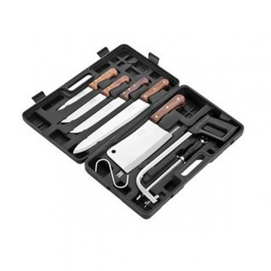 VALISE 8 PIECES COUTELLERIE